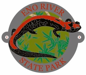 Eno River State Park Christmas Ornament