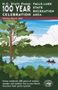 Falls Lake State Recreation Area Commemorative Poster