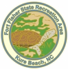 Fort Fisher State Recreation Area Hiking Medallion