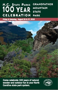 Grandfather Mountain State Park Commemorative Poster