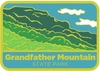 Grandfather Mountain State Park Hiking Medallion
