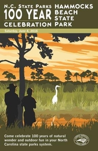 Hammocks Beach State Park Commemorative Poster