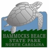 Hammocks Beach State Park Lapel Pin