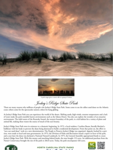 Jockey's Ridge Note Cards