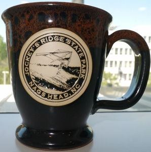 Jockey's Ridge State Park Coffee Mug