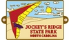Jockey's Ridge State Park Hiking Medallion