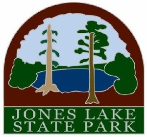 Jones Lake Lapel Pin