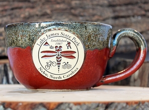 Lake James State Park Coffee Mug