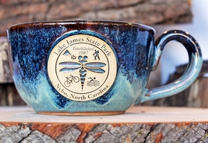 Lake James Coffee Mug