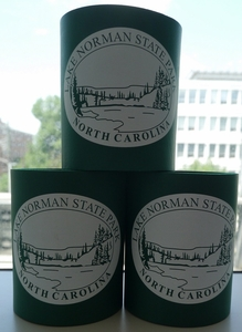 Lake Norman State Park Koozie