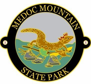 Medoc Mountain Hiking Medallion