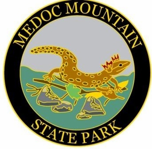 Medoc Mountain Lapel Pin