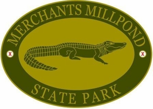 Merchant's Millpond Lapel Pin