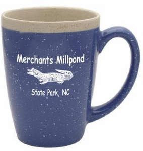 Merchants Millpond  16oz. Blue Adobe Coffee Mug