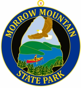 Morrow Mountain State Park Christmas Ornament