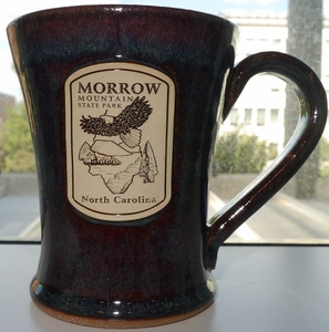 Morrow Mountain State Park Coffee Mug