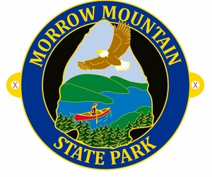 Morrow Mountain State Park Hiking Medallion