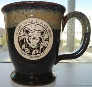 Mount Mitchell State Park Coffee Mug