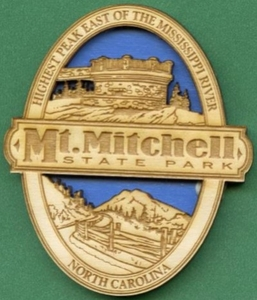 Mount Mitchell State Park magnet