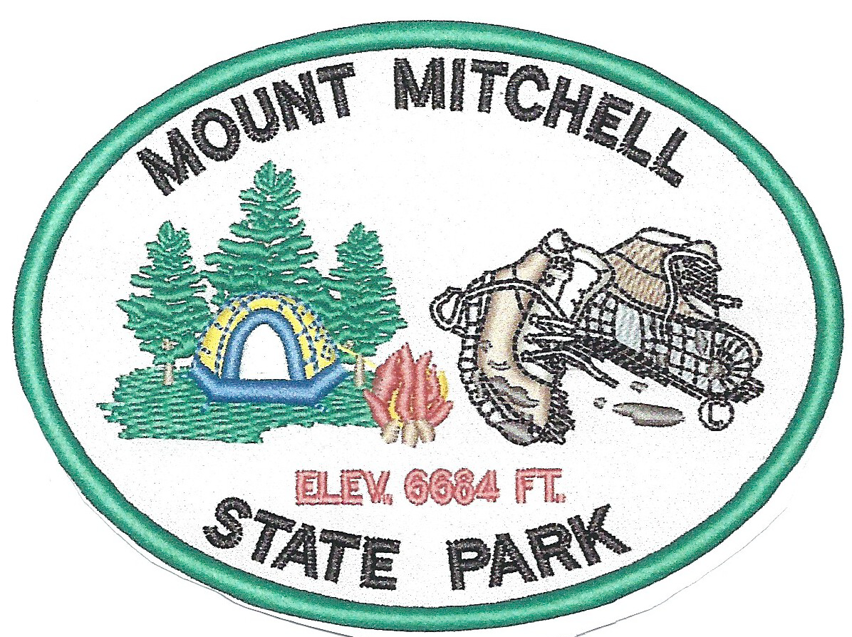 sc 1 th 194 & Mount Mitchell State Park Tent Patch