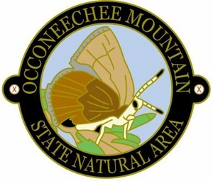 Occoneechee Mountain Hiking Medallion