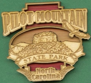 Pilot Mountain State Park magnet