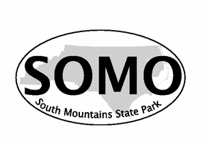 "South Mountains Bumper Sticker  4"" x 6"""