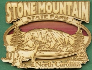 Stone Mountain State Park magnet