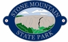 Stone Mountain State Park Hiking Medallion