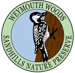 Weymouth Woods Nature Preserve Lapel Pin