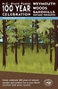 Weymouth Woods Sandhills Nature Preserve Commemorative Poster