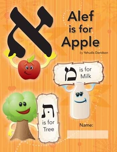 Alef is for Apple Workbook