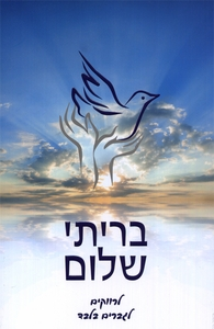 B'riti Shalom Hebrew for Single