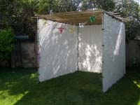 Basic Sukkah - Los Angeles Area ONLY