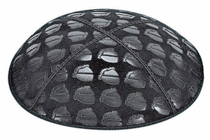 BE170 Embossed Kippah