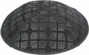 BE194 Embossed Kippah