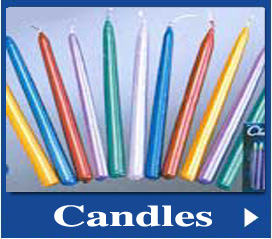 Chanukah Candle