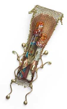 Chupah Wedding Mezuzah