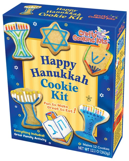 Chanukah Cookie Mix Kit