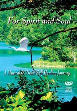 For Spirit And Soul  Dvd And CD