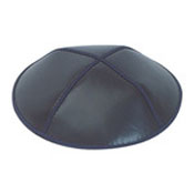 Leather Kippah - Bulk