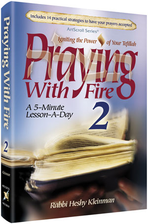 Praying with Fire - Volume Two - Pocket Size