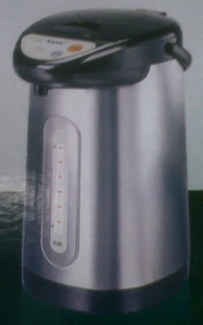 Shabbat Electric Hot Water Kettle -  Air Pressure Pot