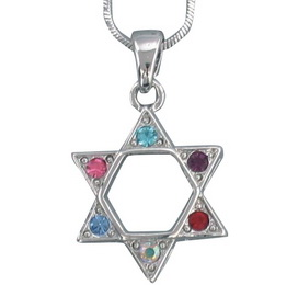 NECKLACE MAGEN DAVID