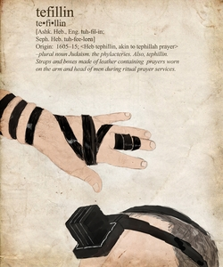 Tefillin Instructions