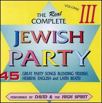 The Real Complete Jewish Party, Volume 3