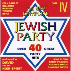 The Real Complete Jewish Party, Volume 4