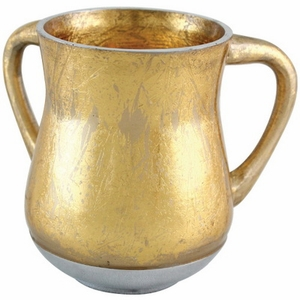 Washing Cup Gold
