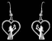 Hula Dancer (HulaHeart) Earrings