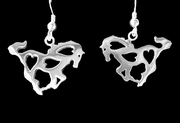 Island Horse Earrings